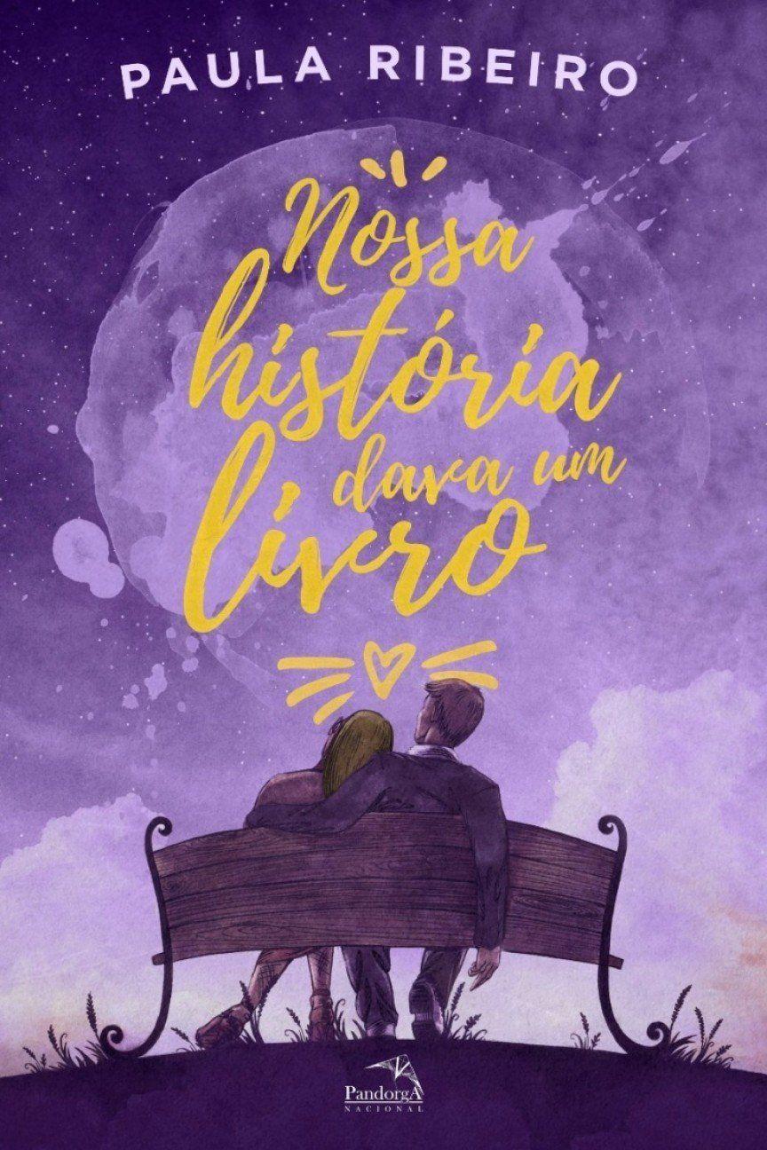 Divulgando Nossa Historia Dava Um Livro De Paula Ribeiro
