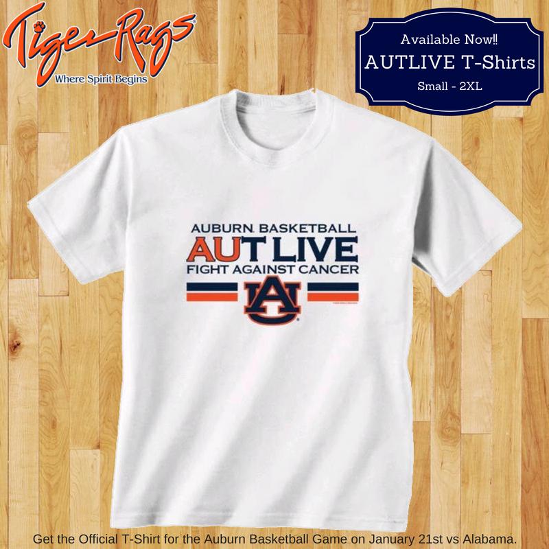 Auburn Tigers T-Shirt Men/'s Training Champion NCAA