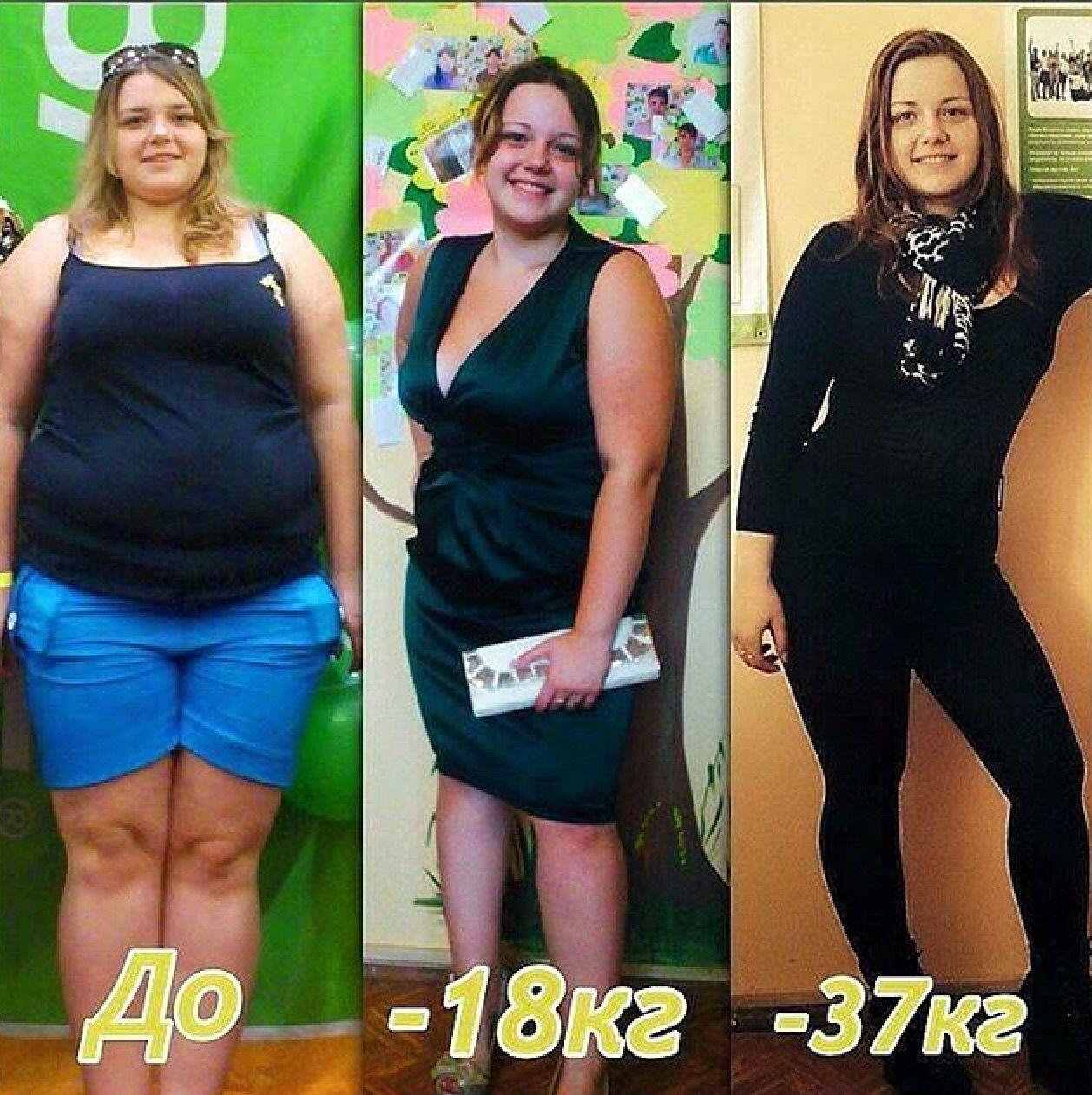 Как похудеть и не поправиться с гербалайф