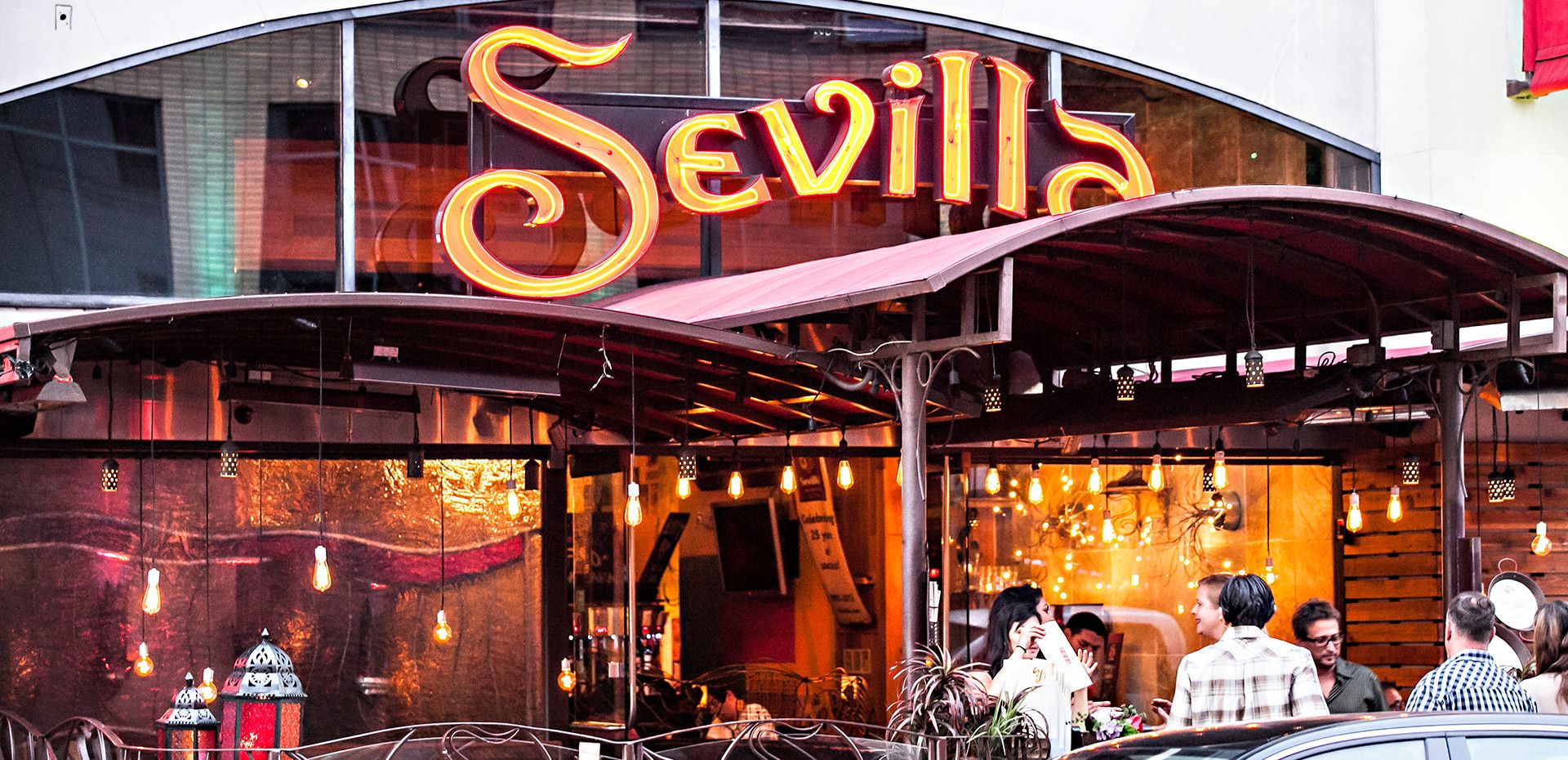 Cafe Sevilla Is One Of The Best Restaurants In San Diego