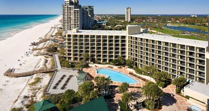 Can T Wait To Be There Tomorrow Hilton Sandestin Beach Golf Resort Spa Destin Fl Hotel Destin Beach Resorts Sandestin Golf And Beach Resort Golf Resort