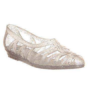 850969bb9f69 JuJu Vicky Juju Jelly Multi Glitter - Sandals