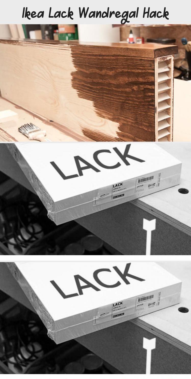Ikea Lack Wandregal Hack Mango Hacks