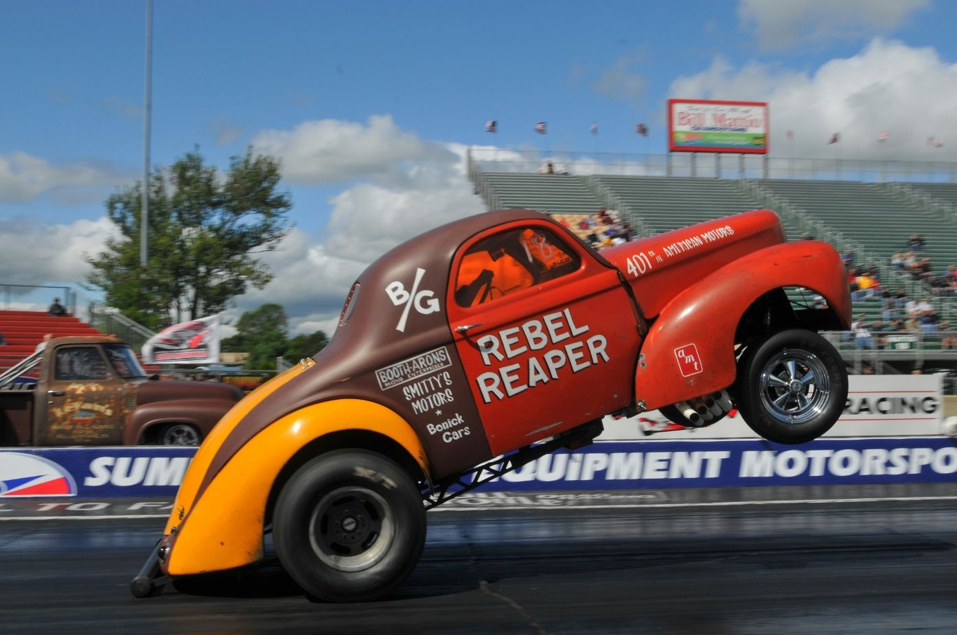 Gassers Drag Racing News Daily Goodguys Th Blue Suede Cruise - Good guys drag racing