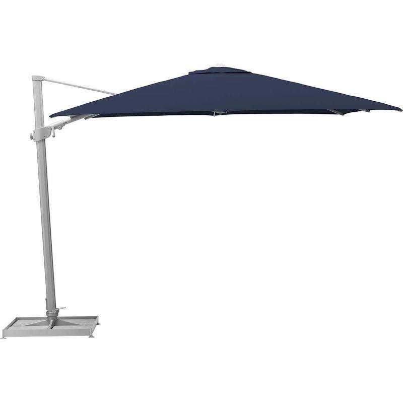 Parasol Deporte Easy Swing 300 Cm Argent Bleu 0106049 0900 Patio Outdoor Decor Decor