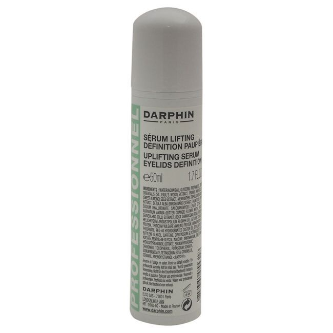 Darphin 1 7-ounce Uplifting Serum Eyelids Definition