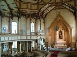 Heinäveden kirkko – Wikipedia