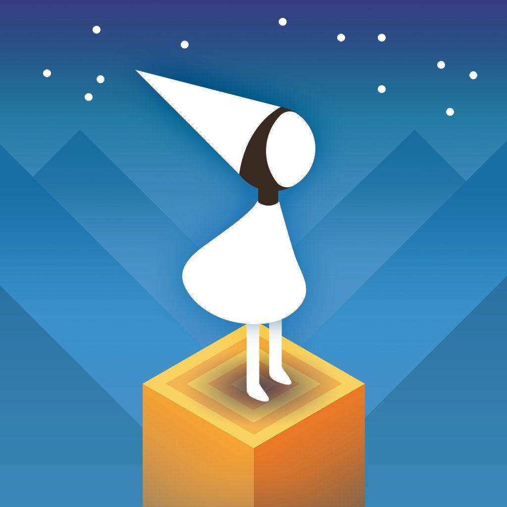 Monument Valley iOS Icon