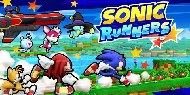 Sonic Runners desembarcó en los móviles, Android y iOS http://j.mp/1Kq9nSF |  #Juegos, #JuegosAndroid, #JuegosIOS, #Móviles, #SonicRunners
