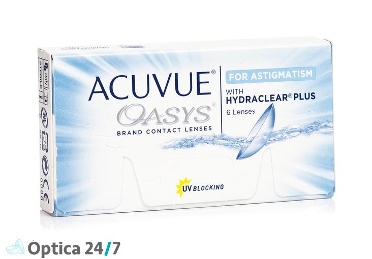ba9754a7ff3b4 ¿Conoces los lentes de contacto Acuvue Oasys for Astigmatism  👀 📣  Descúbrelos en nuestra