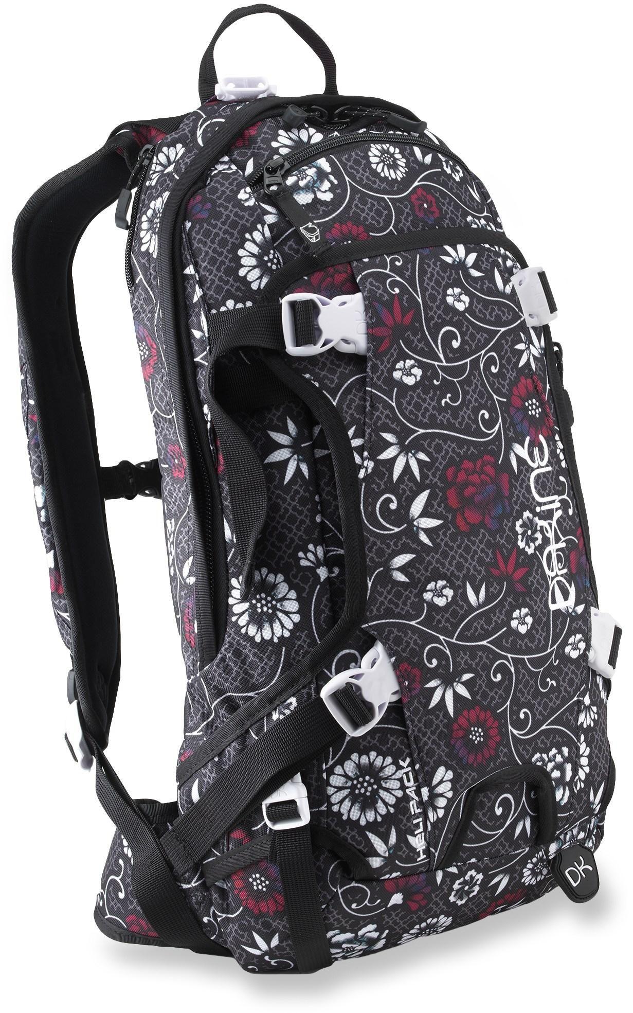 1ec30249f8783 The women s DAKINE Heli 11L snow pack features a lightweight ...