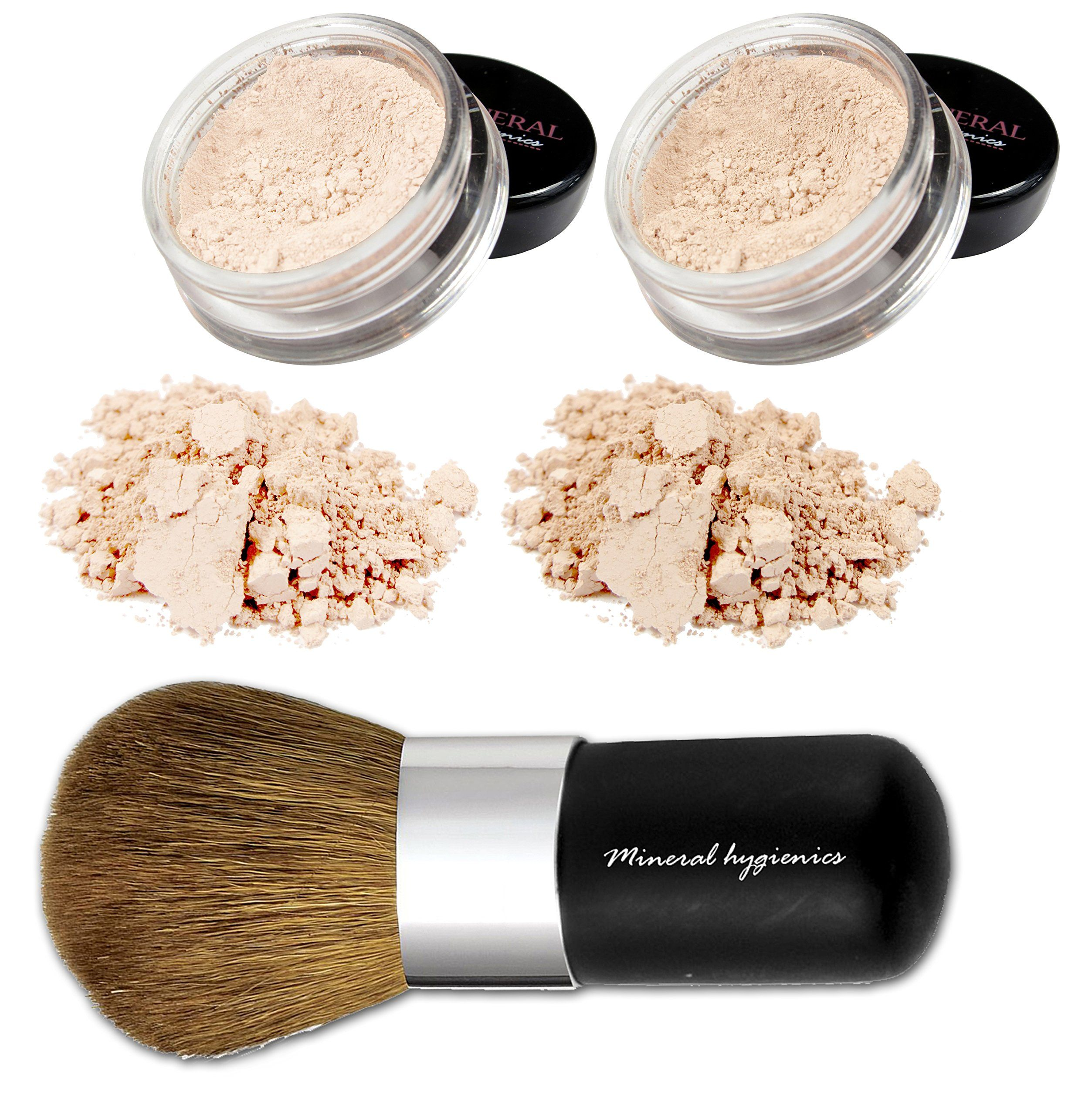 Mineral Makeup Starter Kit Light Mini. Save over 45.00