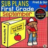 First Grade Sub Plans (Back to School-September) #emergencysubplans First Grade Sub Plans (Back to School-September) #emergencysubplans First Grade Sub Plans (Back to School-September) #emergencysubplans First Grade Sub Plans (Back to School-September) #emergencysubplans