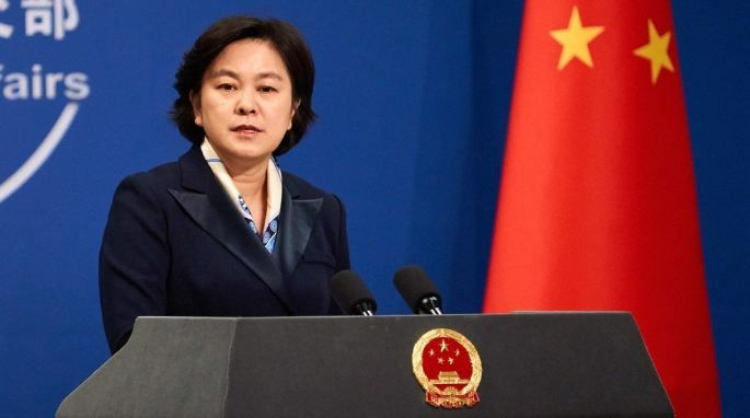 Photo of China:The United States is the world's biggest violator of human rights and its accusations are lies