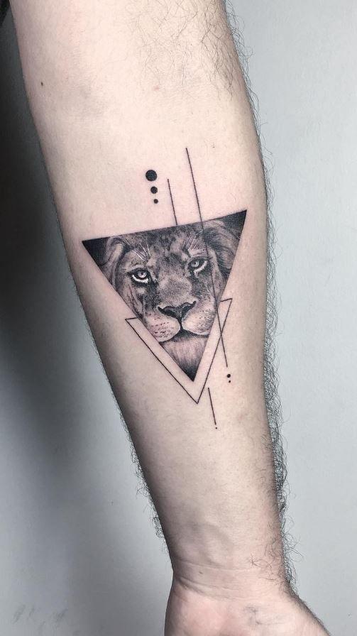 50 Best Tattoos From Amazing Tattoo Artist Eva Krbdk Triangle Tattoos Detailed Tattoo Tattoos For Guys