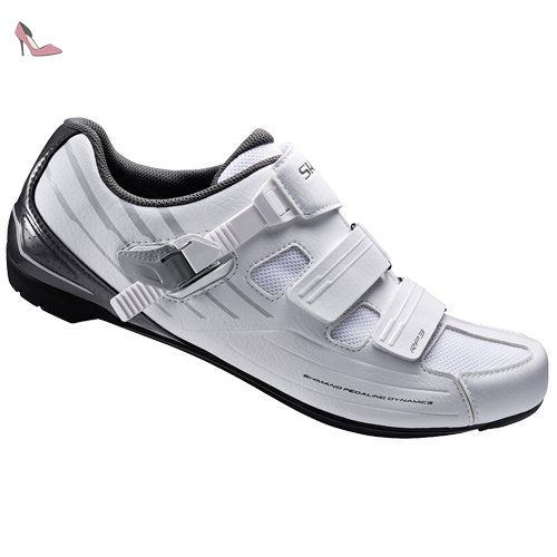 Chaussures Route Femme SHIMANO RP3 Women Blanc p.40 -45%