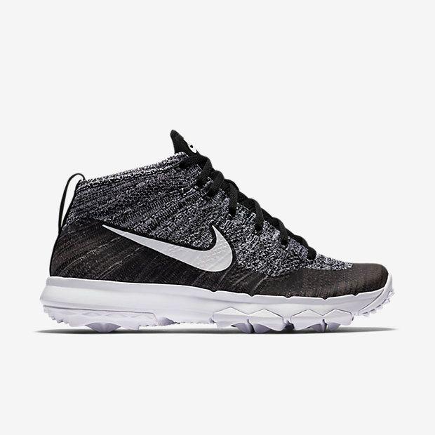Chaussure de golf Nike Flyknit Chukka pour Femme