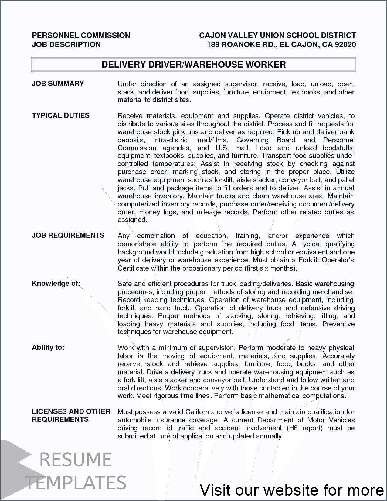 Resume Template Reddit Professional Job Description Resume Template Job Interview Tips
