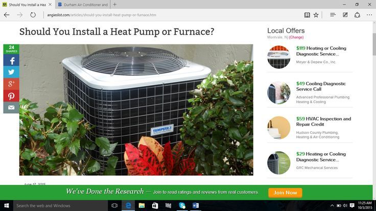 Not Only Are New Furnaces More Efficient There Are Alternative