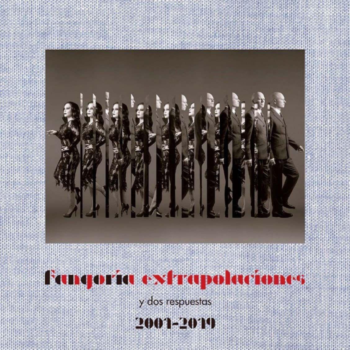Fangoria Extrapolaciones Y Dos Respuestas 2001 2019 Nuevo Disco Noticias Musicales Canciones