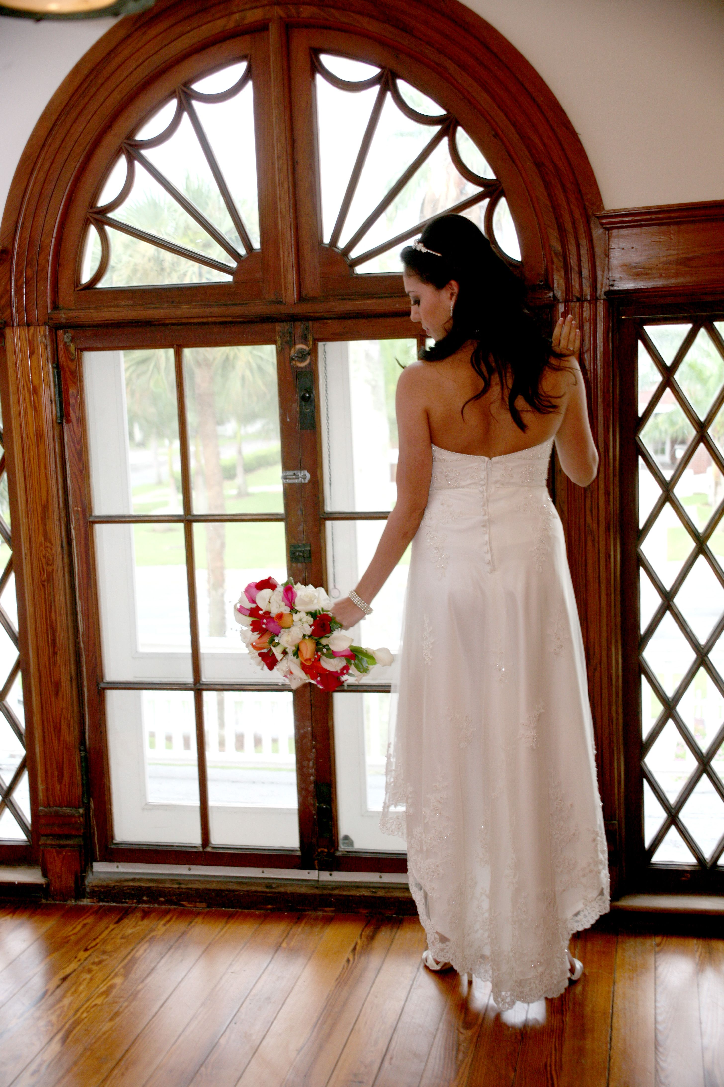 Historic Wedding Venue, The Burroughs Home in Fort Myers