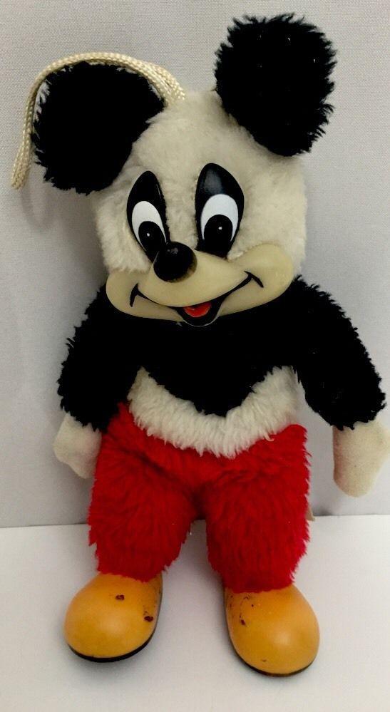 Vintage 1982 Andy Panda Walter Lantz Plush Doll 9