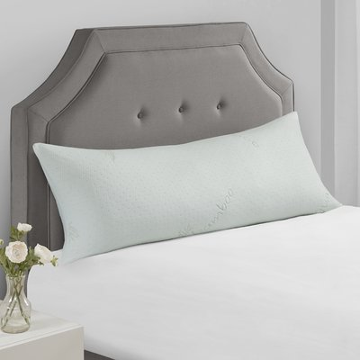 You Ll Love The Cool Gel Memory Foam Body Pillow At Wayfair