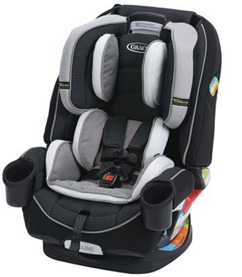 Graco 4Ever All-in-1 Convertible Car Seat - Tone $329.00 Babies R Us