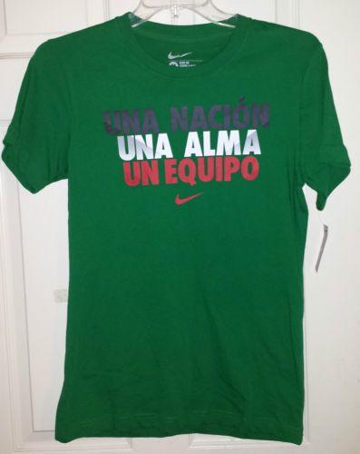 Nike-Mexico-National-Team-Soccer-Shirt-Una-Nacion-Un-Equipo-Mens-M-XL-639623 6ad38ad0b