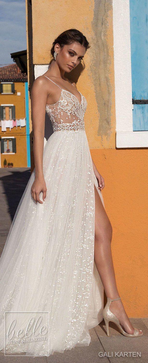 Gali Karten Wedding Dress 2018 - Burano Bridal Collection ...