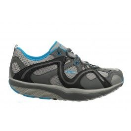 Men's Taraji Lace Up Mystic Gray / Volcano Gray / Pacific Blue : $249.00
