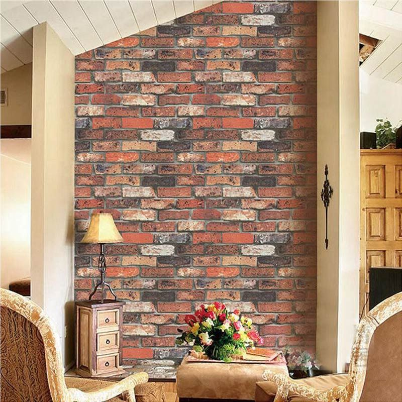 Cheap brick flash, Buy Quality decoration brick directly from - brauntone wohnung elegantes beispiel indien