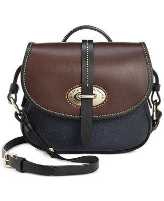 cd59c362f3850d Dooney & Bourke Verona Cristina Crossbody Bag - Handbags & Accessories -  Macy's