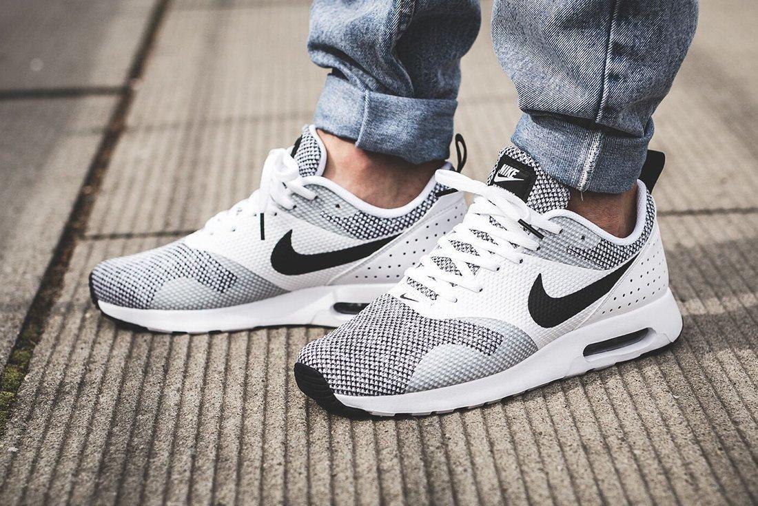 Nike Air Max Tavas: GreyWhite | SHOES | Chaussure mode