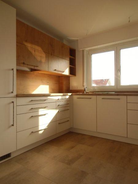 Möbelteile Ballerina Küchen; Küche in Dettingen II #eiche #siemens ...