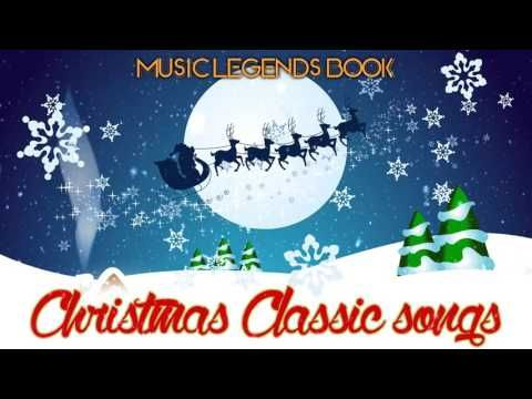 Non Stop Christmas Music.Christmas Classic Songs 4 Hours Of Non Stop Music Music