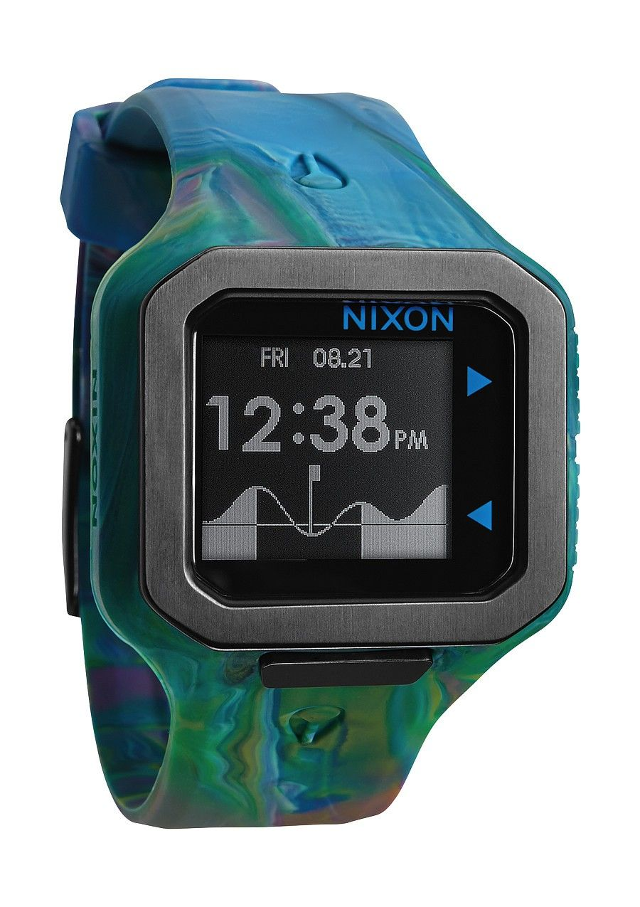 Reloj Nixon Supertide Marbled Multi   Relojes   Relojes