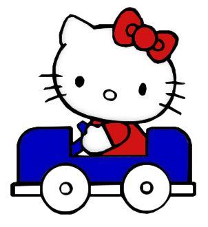 Dibujos a color   Dibujos a color de Kitty   Hello