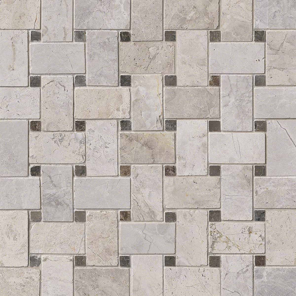 Tundra Gray Basketweave Pattern Polished Marble Backsplash Wall Tile on gray contemporary kitchen, gray kitchen wall ideas, gray and white modern kitchen, gray kitchen glass backsplash, gray stone backsplash, gray kitchen decorating ideas, gray kitchen cabinets with backsplash, gray painting ideas, gray kitchen remodel, gray kitchen living room ideas, copper backsplashes for kitchens ideas, small kitchen ideas, gray beadboard backsplash, gray kitchen window treatments, gray galley kitchen, gray family room ideas, gray and white backsplash, gray carpet ideas, gray cabinets ideas, gray pool ideas,