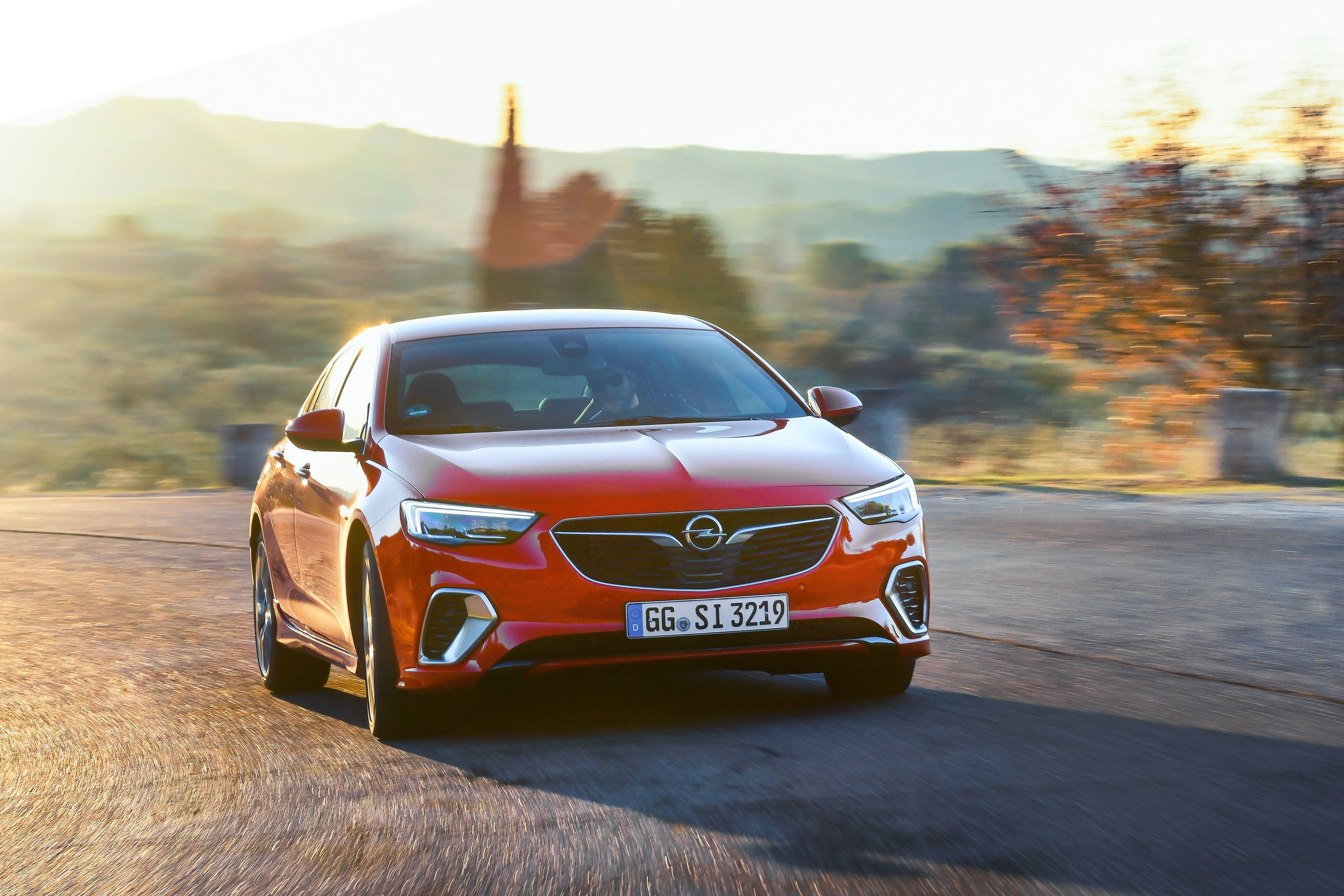 Opel Insignia Gsi 2018 Exterior Blitz