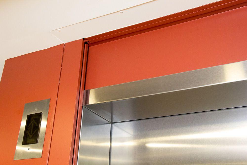 Door Systems Elevator Smoke Containment System Smoke Doors