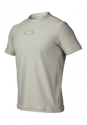 781167daf427c Camiseta Oakley Men s Ellipse Tee Rashguard Stone Grey 481856-22Y  Oakley  Camiseta