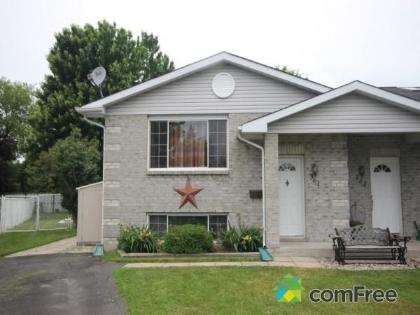 House For Sale In Cornwall 361 Ivan Crescent Comfree 523274 House Selling Your House Cornwall