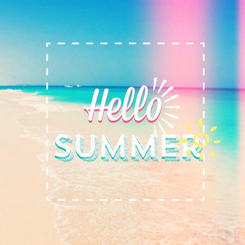 Hello Summer !!! Hello summer, Summer quotes