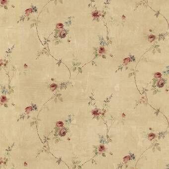 """Durrant 32.7' L x 20.5"""" W Wallpaper Roll"""