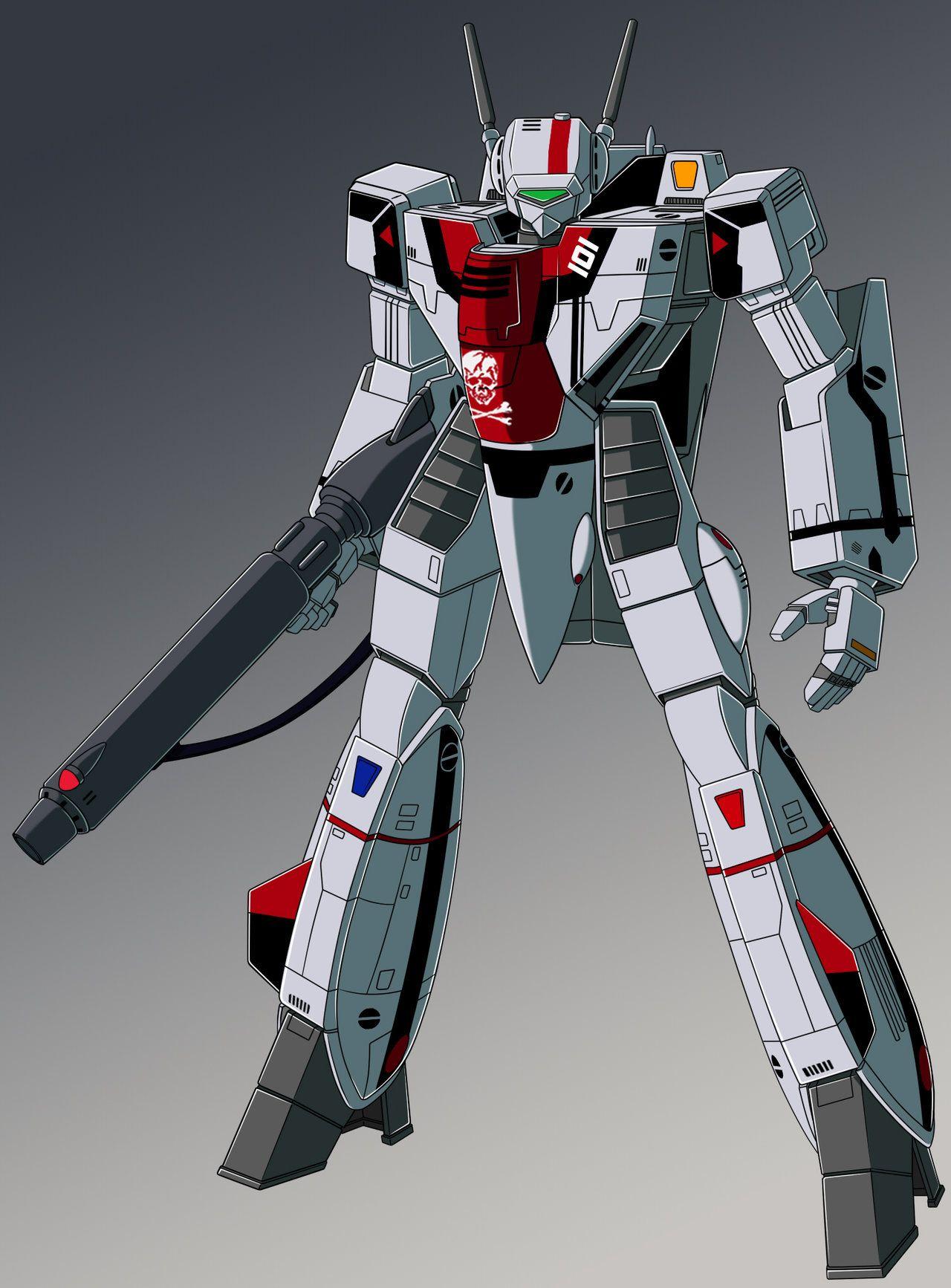 hikaru s vf 1j from macross the first 超時空要塞マクロス 要塞 装甲騎兵 ボトムズ