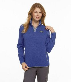 8d1666830f3c84 Women's L.L.Bean Sweater Fleece Pullover in 2019 | Outfits I Love ...