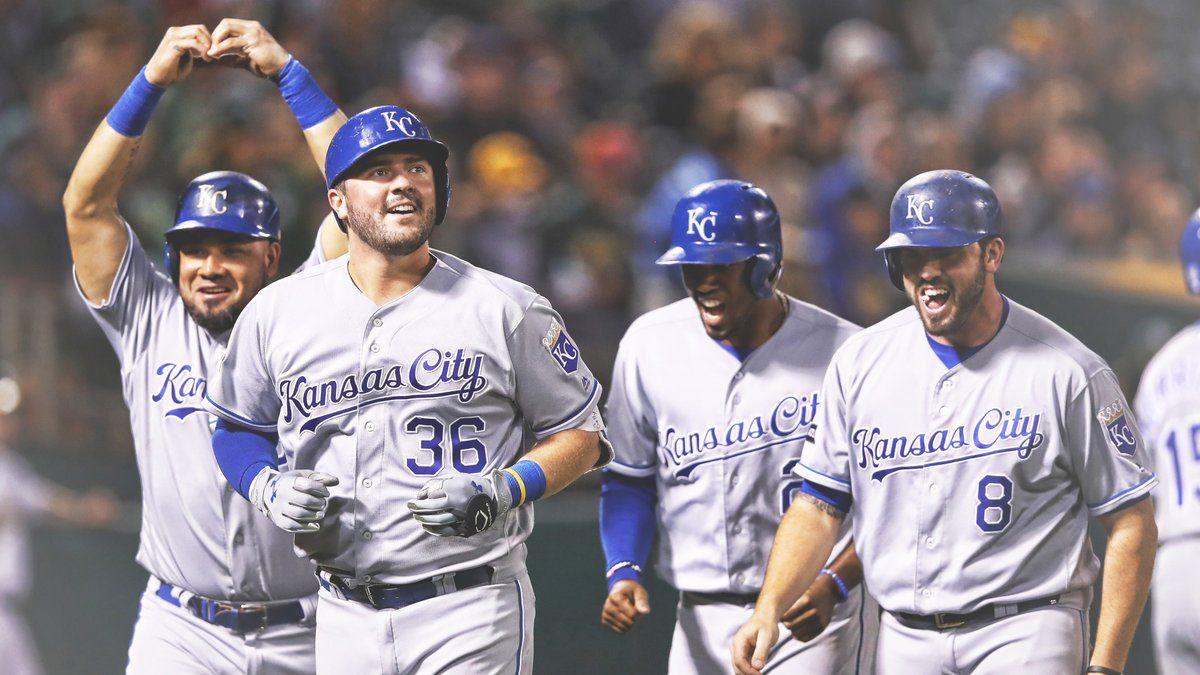 (1) Kansas City Royals (Royals) Twitter Kansas city
