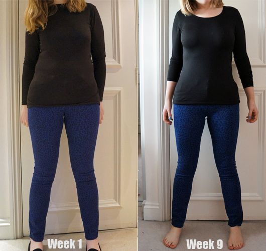 the fast diet before and after pictures