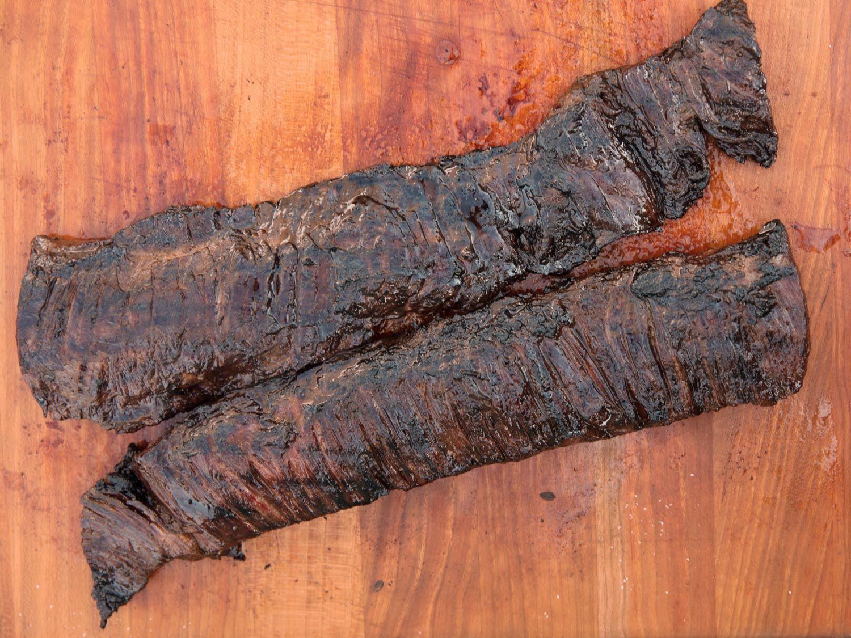 Black Diamond-Style Steak Marinade for Grilling Recipe